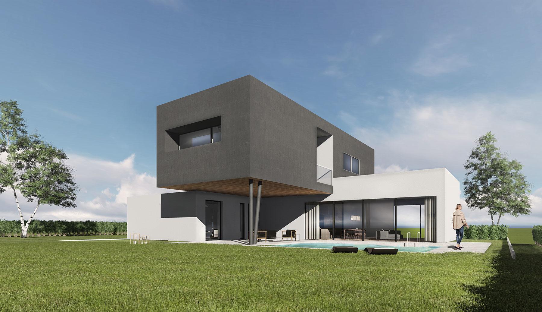 SDGA - Maison individuelle à Dannemarie